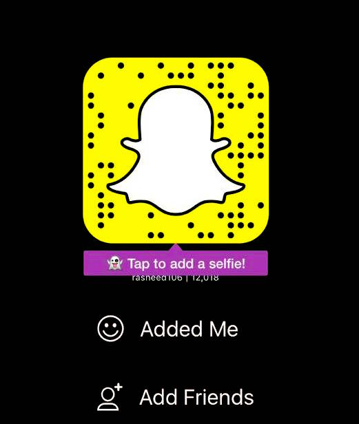 Add friend for Kylie SnapChat