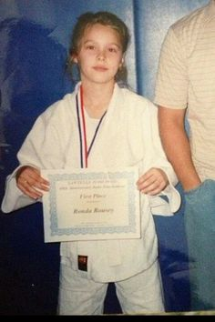 young ronda rouse