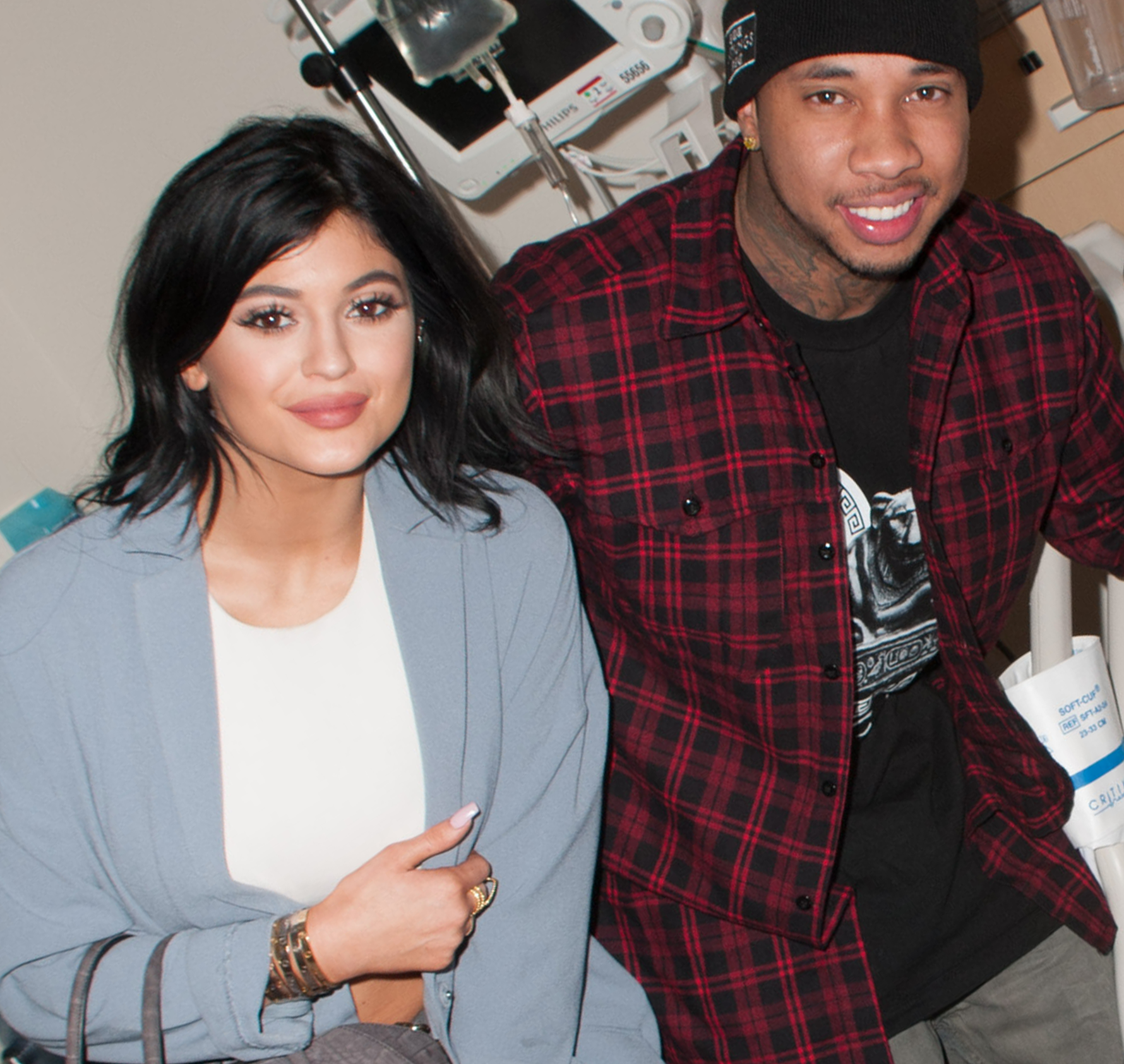 tyga and kylie dating Tv personality kylie jenner is pregnant with her boyfriend travis scott she is dating him since april after splitting up from her on-again, off-again boyfriend tyga.