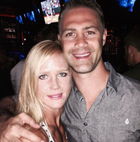 Holly Holm husband