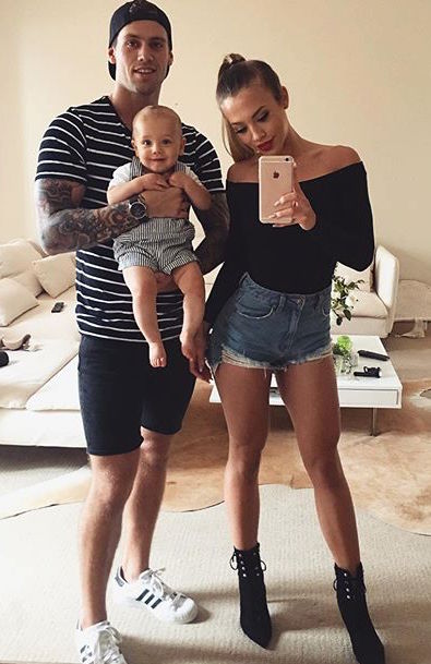 Tammy Hembrow Husband