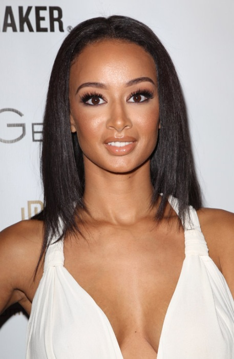Draya Michele Hollywood Red Carpet