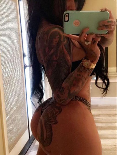 Brittanya From Rock Of Love Nude 101