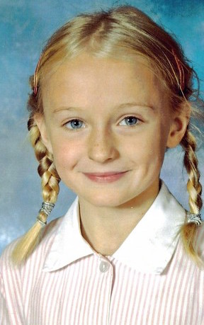 Young Sophie Turner