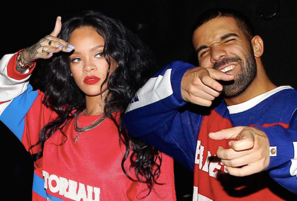 Image result for Rihanna and Drake 2016