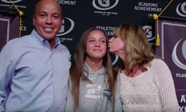 Mallory Pugh Parents