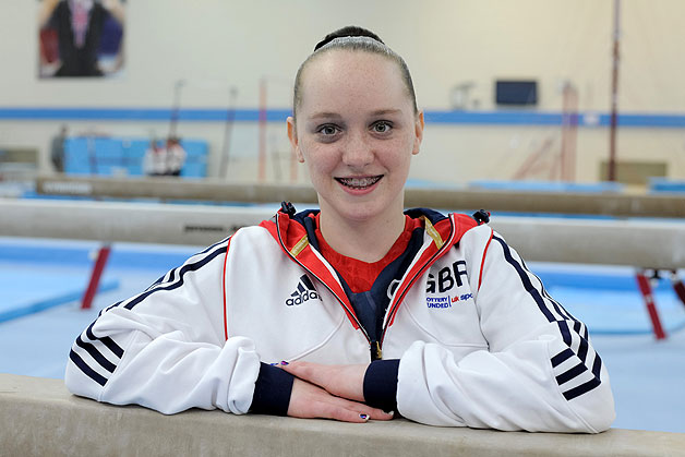 Amy Tinkler Gymnast